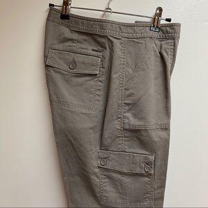 L.L.Bean Favorite Fit Convertible Cargo Pants